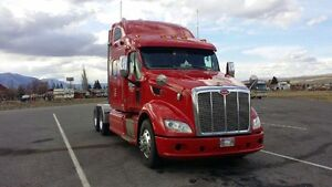 2012 PETERBILT 587 WITH APU
