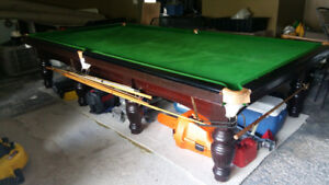Riley 12' Snooker Table - Free Shipping