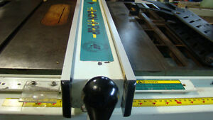 """10"""" KING - made in Canada - TABLE/BENCH SAW Campbell River Comox Valley Area image 6"""
