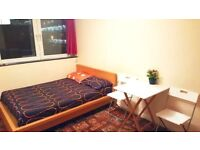 BIG DOUBLE Room in CANARY WHARF, Bow, Mile End, Langdon Park, E14, Zone 2, Zone 1