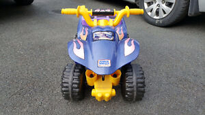 Child's Battery Operated Quad
