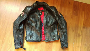 Woman's Suomy Motorcycle Jacket - Size M