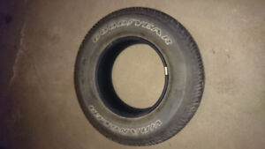 **BRAND NEW** 17' all season tire **NEVER USED**