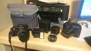 Pentax Program Plus 35mm SLR camera