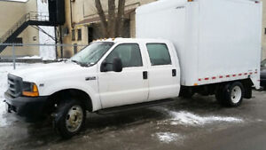 2001 Ford F-550 Autre