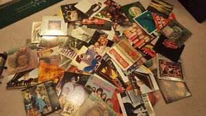 MASSIVE vinyl record collection SALE * 71 albums *