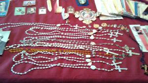 Livres de prières, croix, statuettes, chapelets, médailles Saint-Hyacinthe Québec image 4