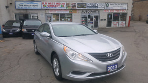 2013 HYUNDAI SONATA GLS SEDAN LOADED GPS/NAVI FINANCING 90KM