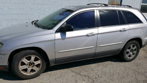 2004 Chrysler Pacifica awd parts