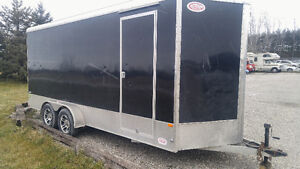 2011 Neo All Aluminum Enclosed Trailer