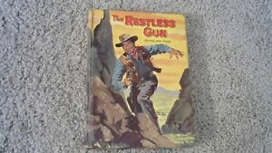 VINTAGE 1959 THE RESTLESS GUN
