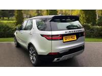 2017 Land Rover Discovery 3.0 Supercharged Si6 HSE 5dr + Automatic Petrol 4x4