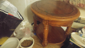 Selling a small table