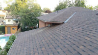 AFFORDABLE ROOFING SERVICES - QUALITY WORK! FREE ESTIMATES!