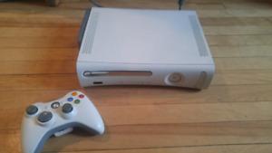 Xbox 360 60 gb, 1 controller, 13 games/ 120 obo