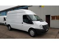2013 Ford Transit T350 2.2 125 Bhp Six Speed,Long Wheel Base,High Roof,car