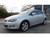 Vauxhall/Opel Astra 1.4i VVT 16v ( 100ps ) 2012.5MY SRi