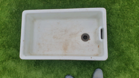 Royal Doulton London ceramic sink