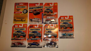 MATCH BOX DIE CAST TOY CARS.
