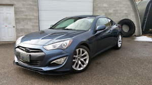 2013 Hyundai Genesis Coupe Premium w/ new winter tires
