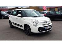 2014 Fiat 500L 1.6 Multijet 105 Lounge 5dr Manual Diesel Hatchback