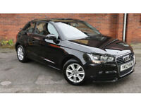 2012 Audi A1 1.6TDI ( 105ps ) 2012MY SE+ AIR CON £0.00 ROAD TAX 12 MONTHS
