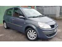 2006(56) RENAULT SCENIC 1.5dCi 106BHP 6 SPEED Dynamique S TURBO DIESEL MPV