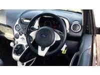 2012 Ford Ka 1.2 Titanium (Start Stop) Manual Petrol Hatchback