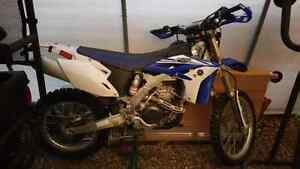 Yamaha WR 450 REDUCED!!!