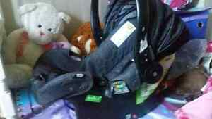 Lux Rear Facing Carseat