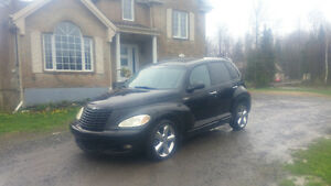 2004 Chrysler PT Cruiser turbo GT