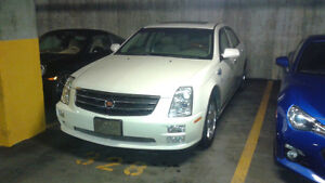 2007 Cadillac STS Berline