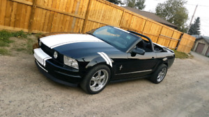 Clean! 2007 Mustang Convertible! OBO