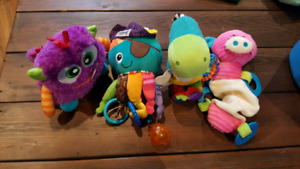 Infant/Toddler stuffed toys