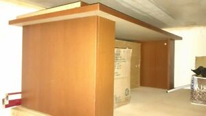 Big, Very Practical Entertainment Unit and Coffee Table Kitchener / Waterloo Kitchener Area image 4