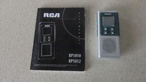 Enregistreuse RP5010-RCA neuve