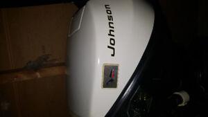 Johnson boat motor