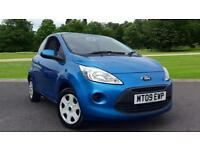 2009 Ford Ka 1.2 Style+ 3dr Manual Petrol Hatchback