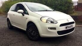 2014 Fiat Punto 1.2 Pop 3dr Manual Petrol Hatchback