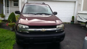 Excellent condition 2007 Chev Trailblazer 4x4 LS Sport