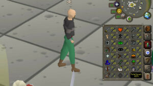 Lvl 81 Zerker 50m bank w fire cape