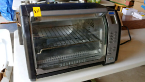 Black and Decker oven