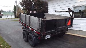 DumpTrailer PRICE REDUCED Cornwall Ontario image 3