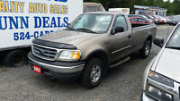 2003 Ford F-150 4x4 CERTIFIED!