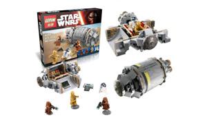 Star Wars Droid Escape Pod Lego Compatible 219 pc  Complete Set