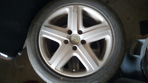 VW Touareg, Porsche Cayenne 19 inch Rims and tires 275/45/19