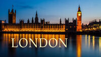 Airfare for 2 to London Summer 2016 - Save $400