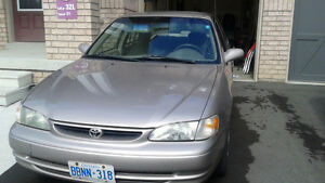 1999 Toyota Corolla VE Sedan
