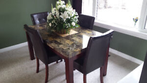 Dining Room Set - Mint Condition