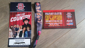 BVJ ticket & bracelet! RESERVED SEATING All weekend(Aug. 4-6)